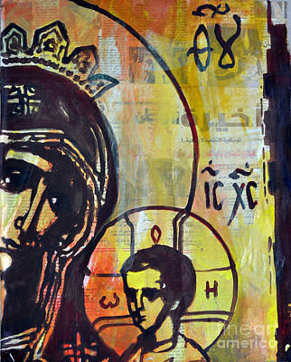 Greek Icon Painting - Chapter 16 by Martina Anagnostou