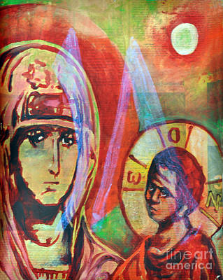 Greek Icon Painting - Chapter 18 by Martina Anagnostou