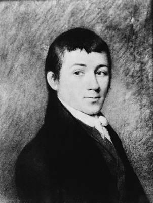 2008-2 Photograph - Charles Brockden Brown 1771-1810 by Everett