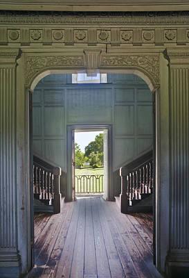 Charleston Drayton Hall 18th Century Print by Rob Tilley