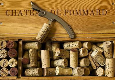 Chateau De Pommard Original by John Galbo