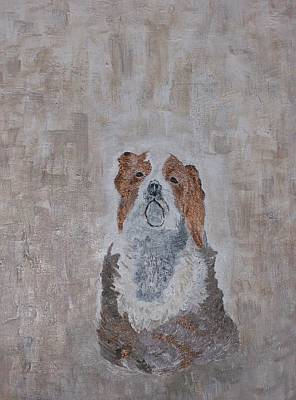 Chiari Dog Print by Roy Penny