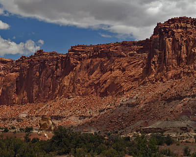 Utah Photograph - Chimney Rock Page 3 Of 8 by Gregory Scott