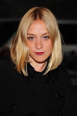 Chloe Photograph - Chloe Sevigny In Attendance by Everett