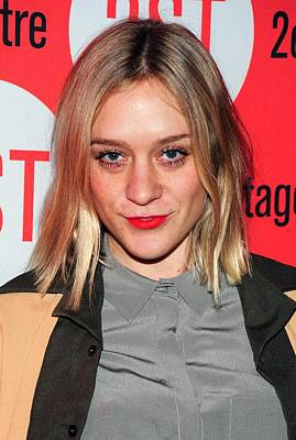 Dark Roots Photograph - Chloe Sevigny In Attendance For Second by Everett