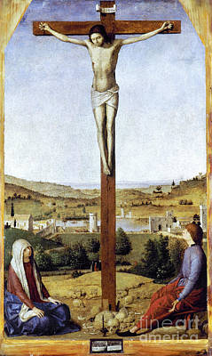 Christ Crucified Print by Granger