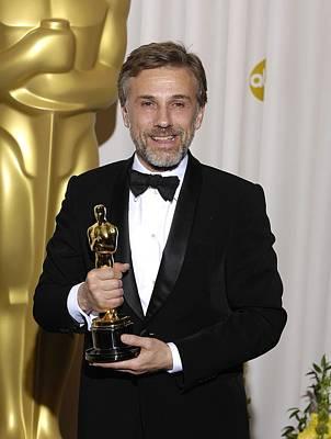 Christoph Waltz, Best Actor Print by Everett