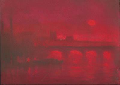 City Mist 1 Print by Paul Mitchell