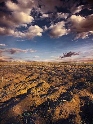 clean Dirt Print by Phil Koch