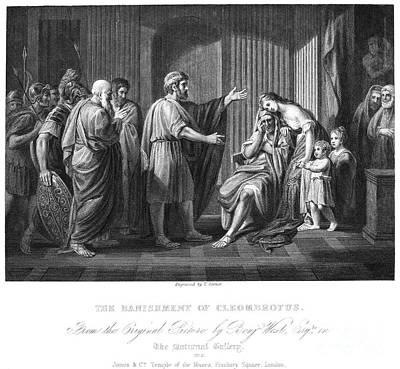 Cleombrotus II Print by Granger
