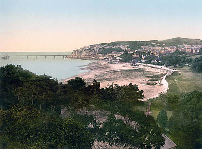 Clevedon - England Print by International  Images