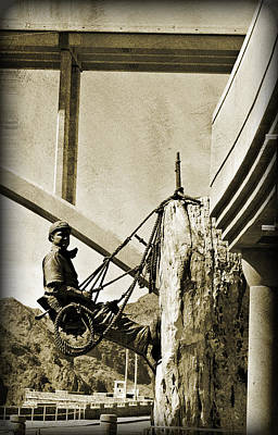 Climbing High IIi Print by Malania Hammer