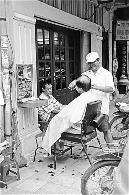 Hanoi Photograph - Close Cut by Marion Galt