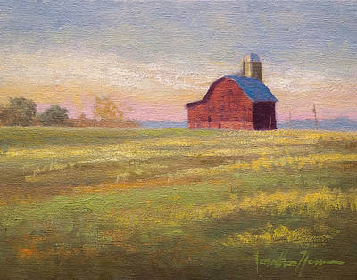 Painting - Close To Home by Jonathan Howe