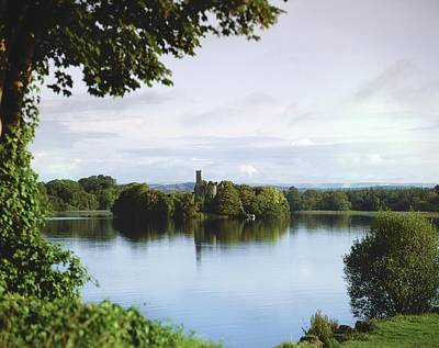 Co Roscommon, Lough Key Print by The Irish Image Collection