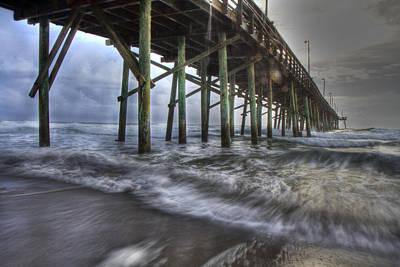 Coastal Echos  Print by Betsy C Knapp