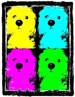 Coco Warhole Original by Pani Kazemi