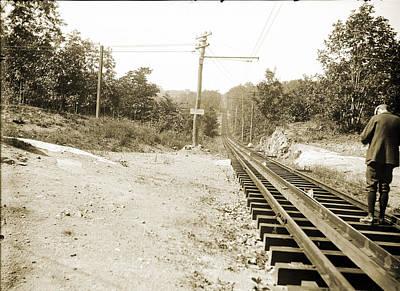 Cog Railway Original by Jan Faul