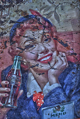 Cola Lola  Print by JC Photography and Art