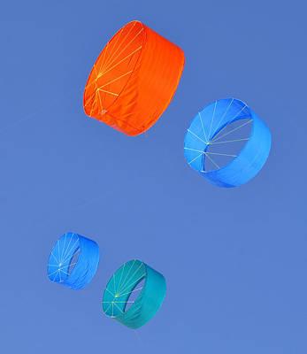 Colorful Kites Print by David Lee Thompson