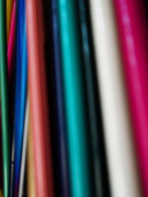 Rgb Digital Art - Colors by James Barnes