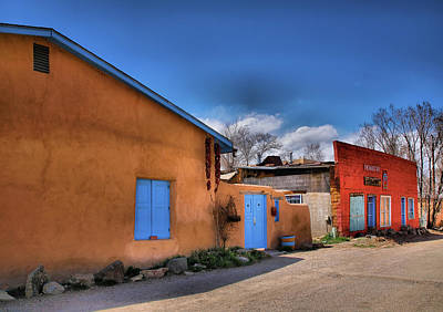Colors Of New Mexico II Print by Steven Ainsworth