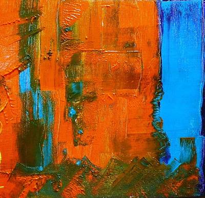 Abstractz Painting - Colorz 8 by Piety Dsilva