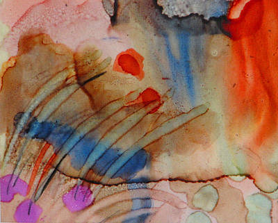 Foundation Mixed Media - Coming Into Being by Rory Sagner