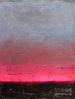 Contemporary Abstract Painting Print by Svetlana Novikova