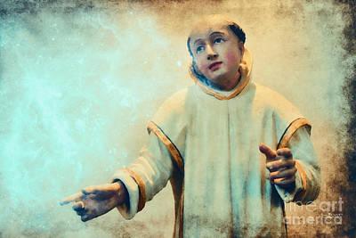 Dialog Photograph - Conversation With God by Jutta Maria Pusl