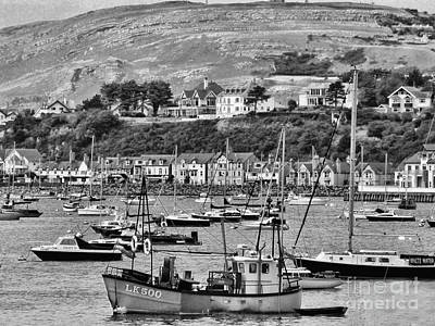 Gicl Photograph - Conway Bay 2 by Graham Taylor