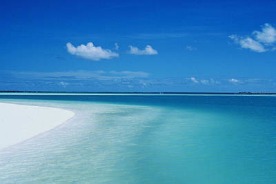 Reggie Photograph - Cook Islands by Reggie David - Printscapes