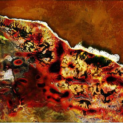 Tarkovsky Photograph - Coral 1  by Doug  Duffey