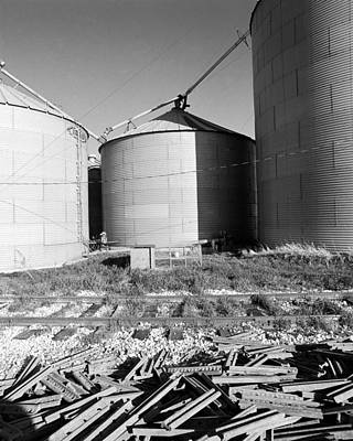Corn Silo System Original by Jan Faul