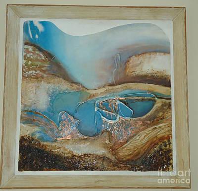 Cornish Vibe Print by Amy Jo
