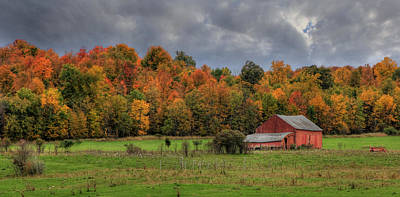 Country Time Print by Lori Deiter