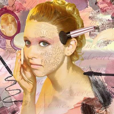 Cover Up My Insecurities Original by Lauren Webb