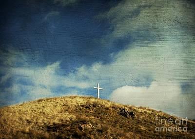 Single Object Photograph - Cross by Bernard Jaubert