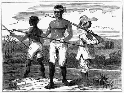 Cuba: Ten Years War Print by Granger