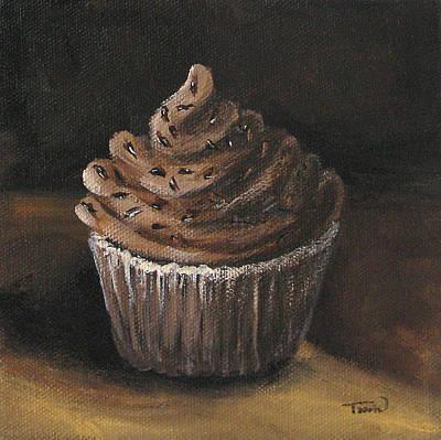Cupcake 003 Print by Torrie Smiley