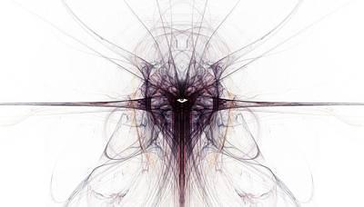 Cyclops Digital Art - Cycloptic by Vincent Iannone