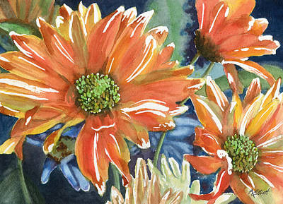 Dancing In The Sun Original by Marsha Elliott