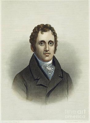Daniel D. Tompkins (1774-1825) Print by Granger