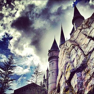 Dungeon Photograph - Dark Castle by Tobrook Eric gagnon