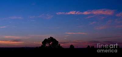 Dawn Over Dubbo Print by John Buxton