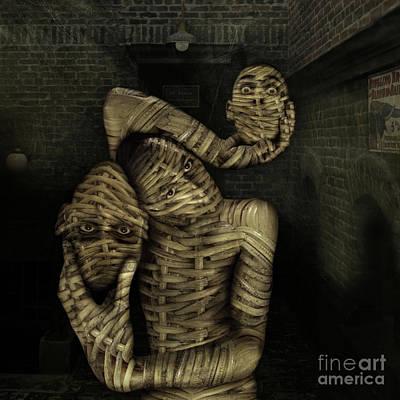 Disorder Digital Art - Dear Doctor by Alexei Solha