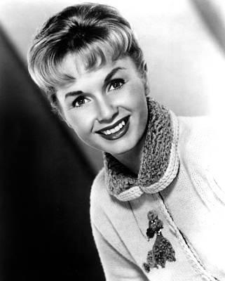Debbie Reynolds, Portrait, Ca.1950s Print by Everett