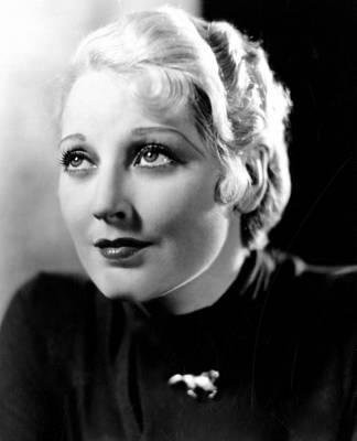 Thelma Photograph - Deception, Thelma Todd, 1932 by Everett