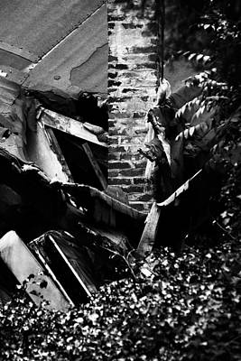 Deconstructed Photograph - Deconstruction by Rebecca Sherman