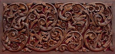Decorative Panel - Spring Print by Goran